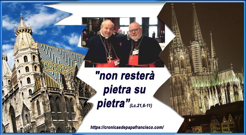 Austria e Germania: Sacramenti a pagamento… e Bergoglio tace!