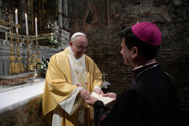 Briefing: Loreto? Ecco come ti occulto il miracolo!
